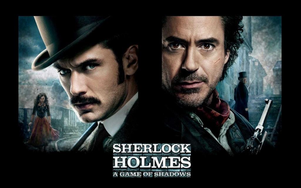 映画「シャーロックホームズ2 」シリーズ3製作決定!あらすじ、感想