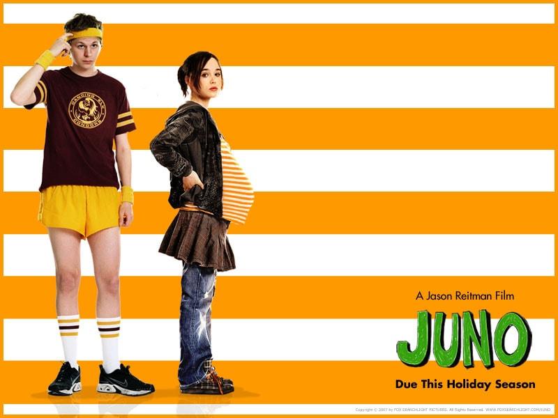 映画「ジュノ」女子高生が妊娠?キャストは?あらすじ、感想、ネタバレあり。