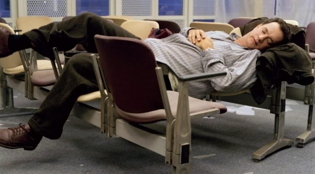 映画「ターミナル」実話?トムハンクスが空港に住む!あらすじ、ネタバレ感想