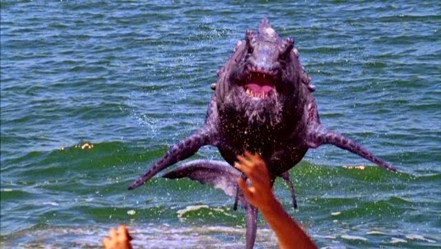 サメ映画「ディノシャーク」評価が低い?無料で見る方法は?あらすじ、感想、ネタバレあり