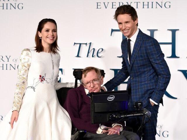 「博士と彼女のセオリー」エディレッドメインが素敵!あらすじ、感想