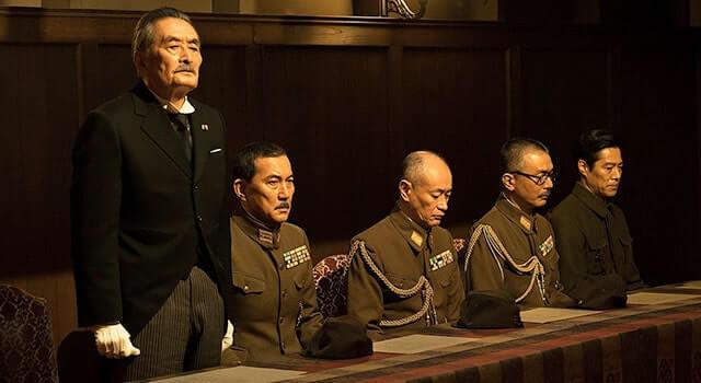 「日本のいちばん長い日」戦争終結に命をかけた男たち。あらすじ、キャスト。