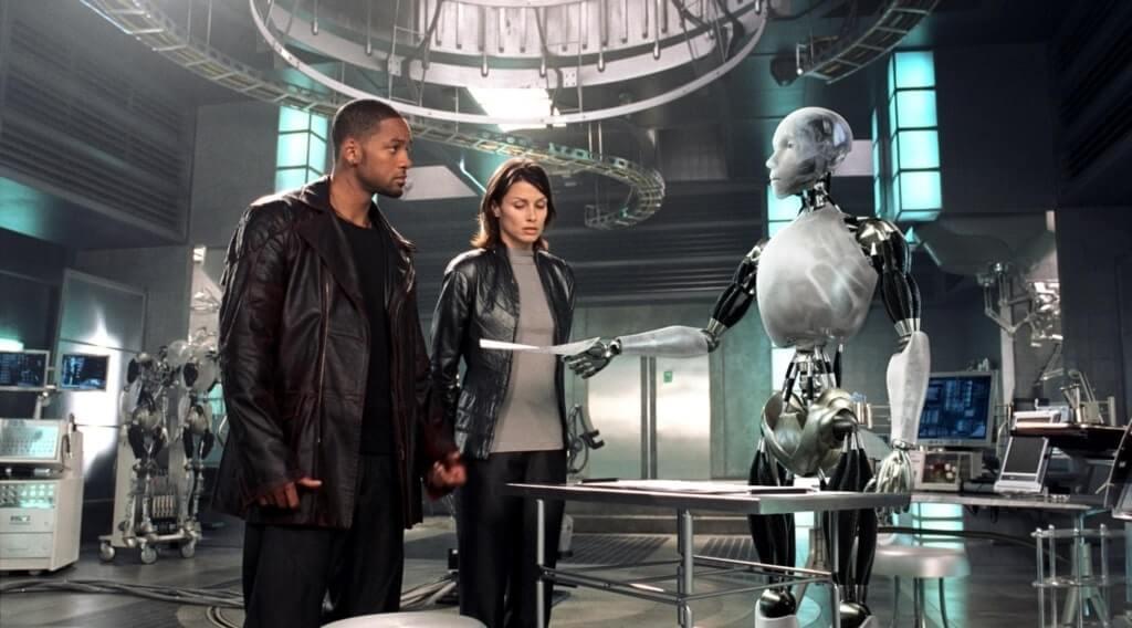 映画「アイロボット」ラストは?あらすじ、ネタバレ感想-ムキムキなウィルスミス!
