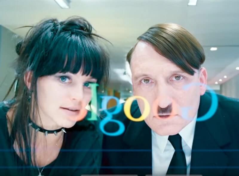 映画「帰ってきたヒトラー」吹き替えは?あらすじ、感想、ネタバレあり