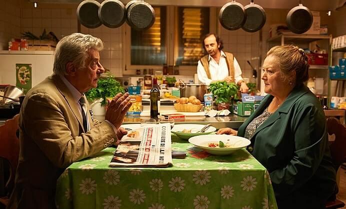 映画「バチカンで逢いましょう」ロレンツィオの秘密とは?あらすじ、感想、ネタバレあり。