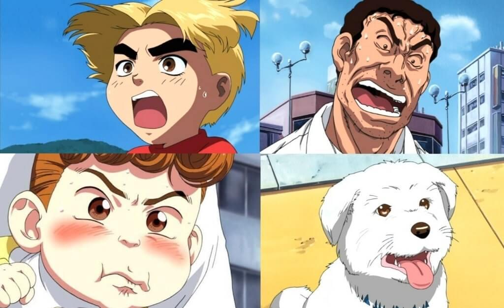 映画「クレヨンしんちゃん 嵐を呼ぶ 栄光のヤキニクロード」トラックゲイ男に、リアル絵、可愛い天城について!
