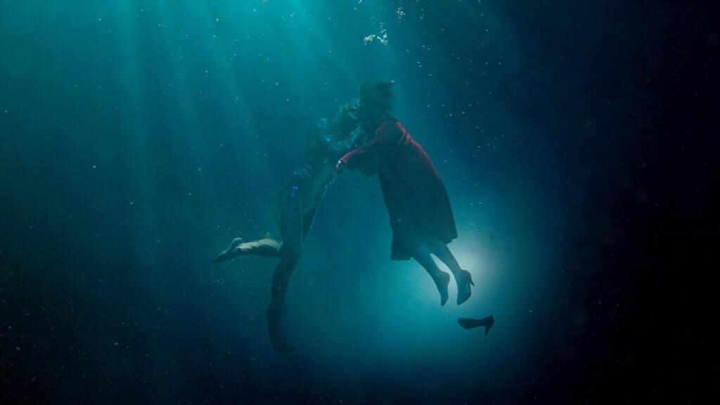 映画「シェイプ・オブ・ウォーター」人外との純愛物語-ヌードあり!あらすじ、ネタバレ感想。