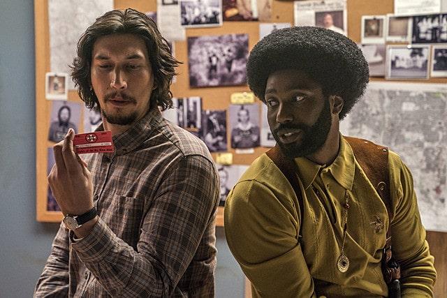 映画「ブラッククランンズマン」あらすじ、ネタバレ感想-黒人差別は他人事か?